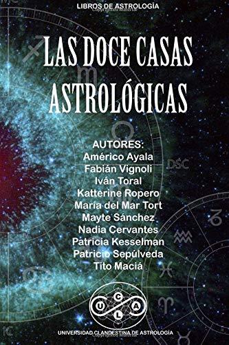Las Doce Casas Astrologicas  [Macia, Tito] (Tapa Blanda)