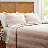 Amazon Brand – Stone & Beam Washed Linen Stripe