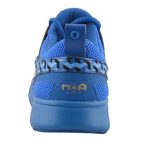 Moa Maître Des Arts Chaussures De Course Pour Hommes Chaussures Multicolores