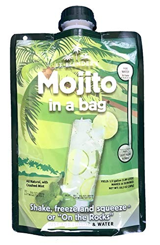 Lt. Blender's Mojito in a Bag, 10.2-Ounce Pouches (Pack of 3) -