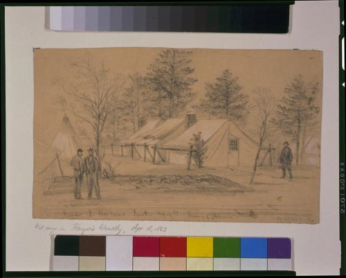 photo-genl-j-hookers-tent-hdqts-army-of-potomac-size-8x10-approximately