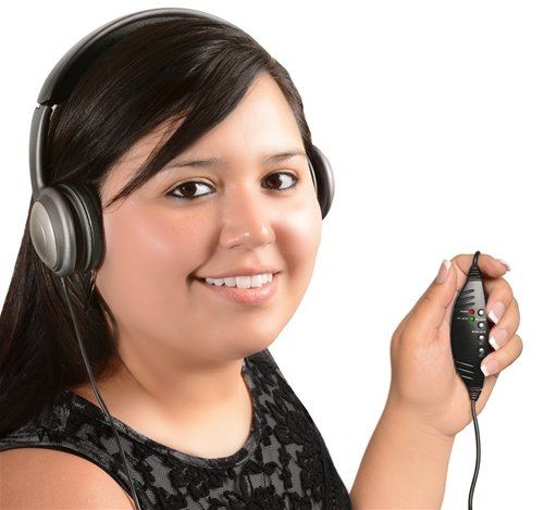 Buy headphones for transcription