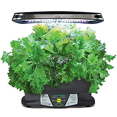 Miracle-Gro AeroGarden Extra LED Indoor Garden with Gourmet Herb Seed Kit by Aerogrow