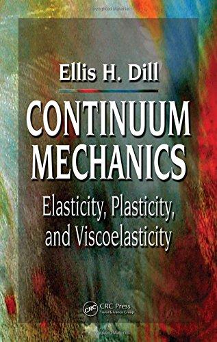 Continuum Mechanics: Elasticity, Plasticity, Viscoelasticity