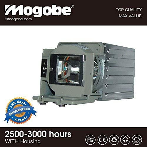for SP-LAMP-070 Compatible Projector Lamp with Housing for IN2124 IN122 IN124 IN125 IN126 IN2124z IN2126by Mogobe