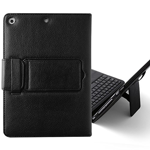 Poetic KeyBook Bluetooth Keyboard Case for iPad Air