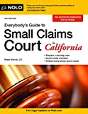 #6: Everybody's Guide to Small Claims Court in California (Everybody's Guide to Small Claims Court. California Edition)