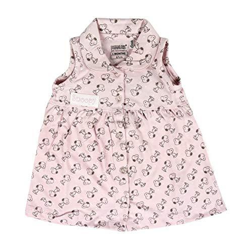 Artesania Cerda Vestido Single Jersey Snoopy Jurk voor babymeisjes