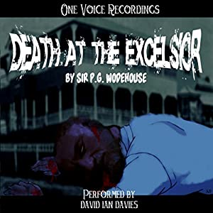 Death at the Excelsior Audiobook