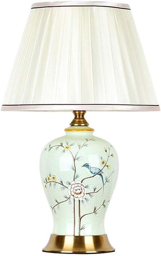 Lámpara de mesa para sala de estar Dormitorio Lámpara de ...
