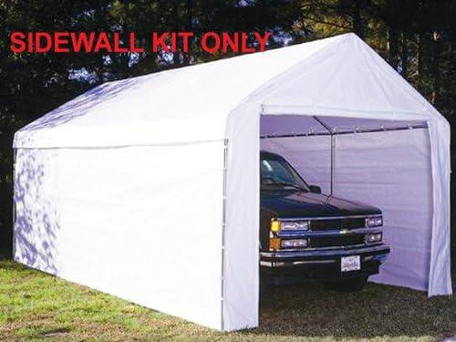 King Canopy 10 x 20 Canopy Sidewall Kit with Windows