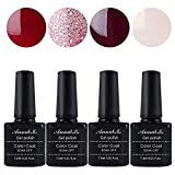 no 7 foundation brush - Annabelle Gel Nail Polish Soak Off UV LED Gel Varnish Gel polish (Lot of 4pcs 7.3ML/pc) 044