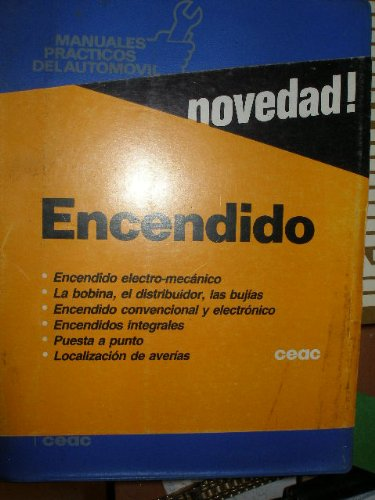 MANUAL DEL ENCENDIDO (Spanish) Paperback – 1988