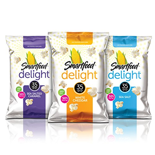 Smartfood Delight Popcorn Variety Pack, 40 (Caramel Popcorn Bag)