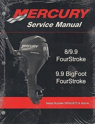 2006 MERCURY 8/9.9 FourStroke, 9.9 BigFoot FourStroke SERVICE MANUAL (272)