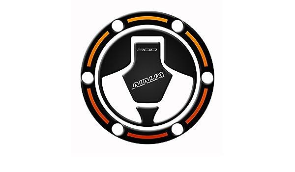 Protección Tapón Gasolina Kawasaki Ninja 300 2013 - 2017 pre ...