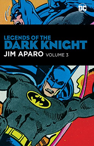 Legends of the Dark Knight: Jim Aparo Vol. 3 (The Brave and the Bold (1955-1983))