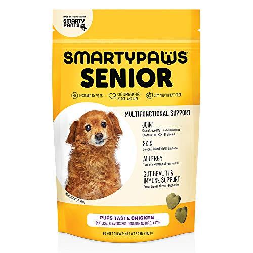 SmartyPants SmartyPaws Puppy Formula – Chicken Flavor