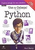 capa de Use a Cabeça! Python ― 2ª Edição