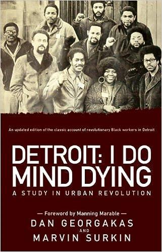Paras ilmainen kirjan lataus Detroit: I Do Mind Dying: A Study in Urban Revolution PDF DJVU FB2