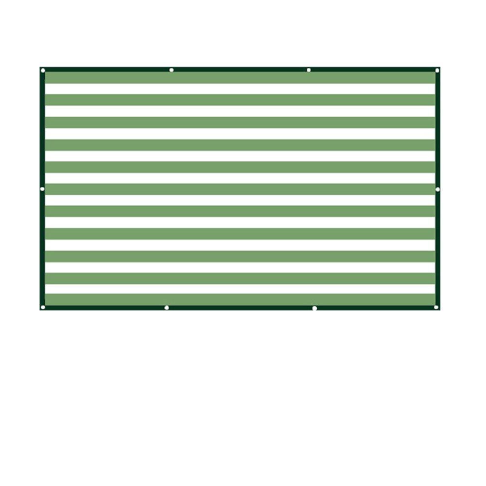FEIFEI サンシェード, 88%   スクエアサンシェイドカバーUVブロッキング屋外パティオ芝生ガーデンキャノピーカバー カスタマイズされたサイズ 5×3M  B07GCZ9CNC