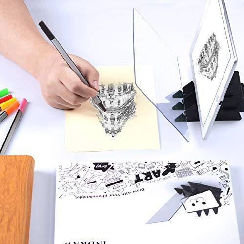 Yuntec Optical Drawing Board, Sketch Wizard, Easy Tracing Drawing,  Sketching Tool, Sketch Drawing Board, Tracing Board, Painting Artifact  Sketching