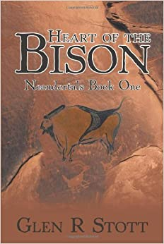 Book Heart of the Bison: Neandertals<br>Book One: Bk. 1
