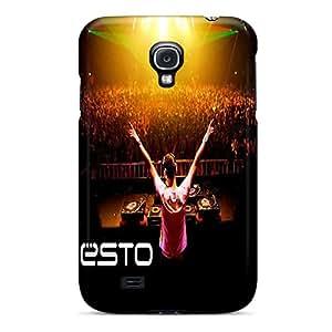 New Arrival HBX2809odLf Premium Galaxy S4 Case(tiesto)