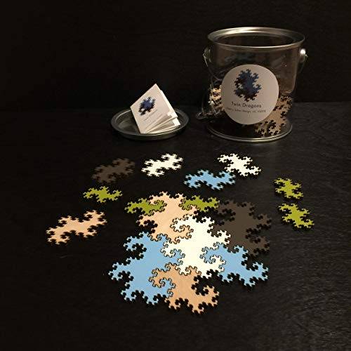 Fractal Wood Puzzle The Innovative Store