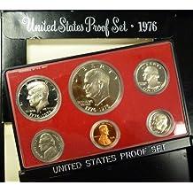 1976 U.S. Mint Proof Set Uncirculated