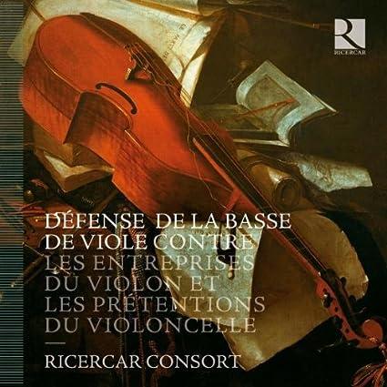 裏古楽の楽しみ -2020年02月28日 - 18世紀フランスのバイオリン・チェロの音楽(5)
