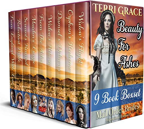Pdf Religion Beauty For Ashes 9 Book Box Set