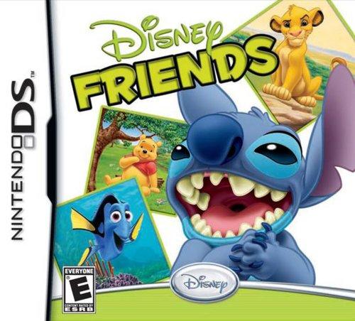 Disney Friends - Nintendo DS - Pin Disney King