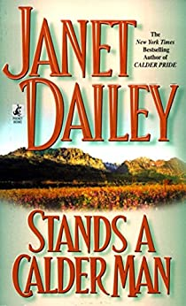 Stands A Calder Man by [Dailey, Janet]