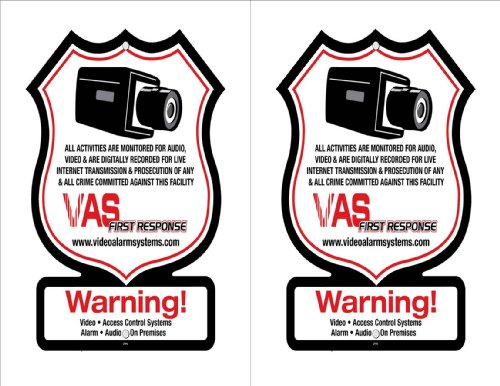 2-pk-vas-100r-armed-response-security-decals-21st-century-security-surveillance-alarm-warning-decals