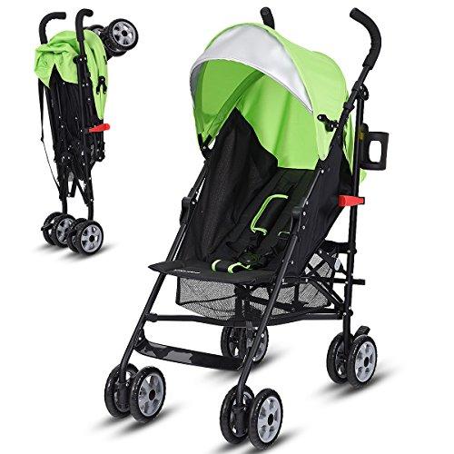 Costzon Lightweight Stroller Baby Umbrella Convenience