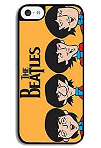 Custom Design - The Beatles Rock Band Classic Hard Plastic Case Cover For ipod touch 5 ipod touch 5 (WCA Designed)