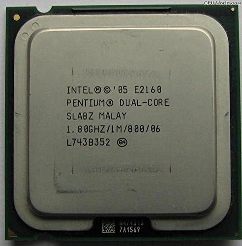 Intel Pentium E2160 Dual Core CPU Processor SLA8Z