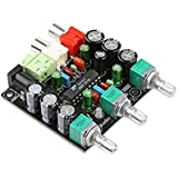 Top-cofrLD DC XR1075 BBE Circuit Board Tone Adjustment Volume Control Power Amplifier Upgrade DIY 2 channel