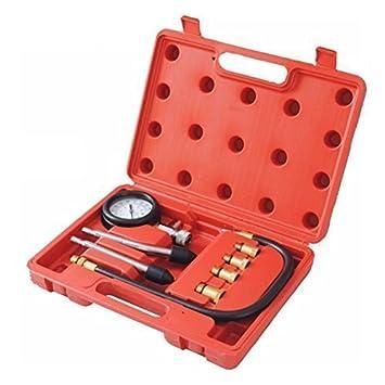 Kompressionsprüfer Messgerät Benzin Motoren Tester M10 M12 M18 M14 Werkzeug