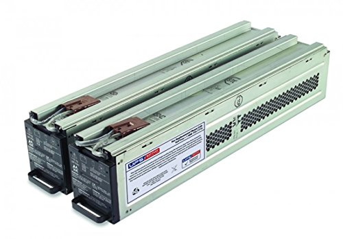 APC Smart UPS RT 3000VA 120V SURTA3000RMXL3U - Brand New Compatible Replacement Battery Set 3000va Ups Battery
