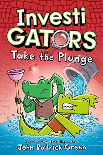 Book Cover: InvestiGators: Take the Plunge