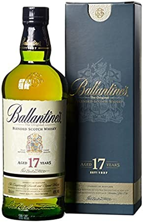 Ballantine's Ballantine'S 17 Years Old The Original Blended Scotch Whisky 40% Vol. 0,7L In Giftbox - 700 ml