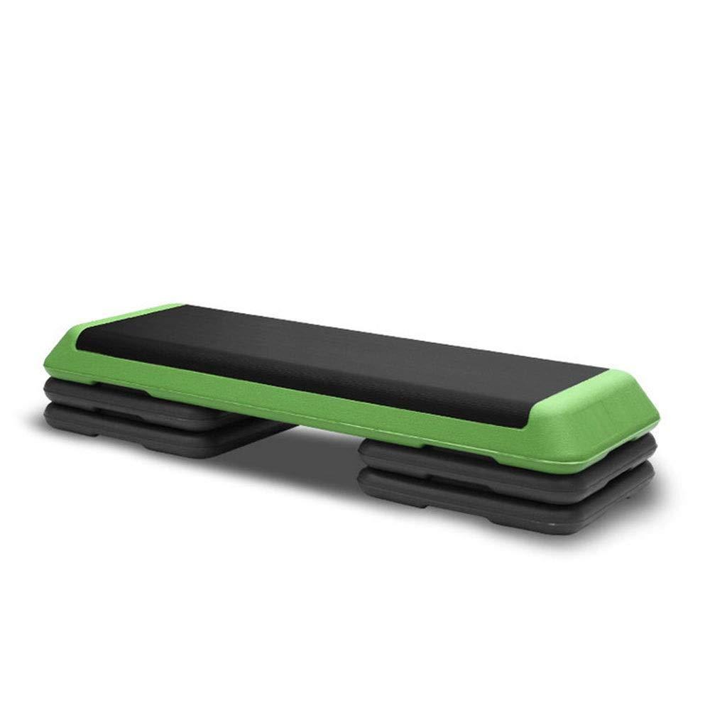 【予約受付中】 スポーツやジムのためのライザー付き調整可能な運動有酸素ステッパーCadio Fitness B07QR1ZFYZ Step Step Green-03 Platform B07QR1ZFYZ Green-03 Green-03, soraciel:2701a917 --- arianechie.dominiotemporario.com
