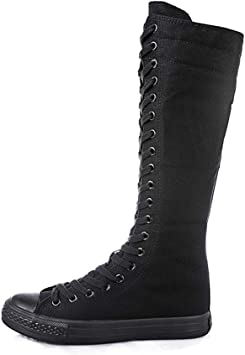 girls high top boots