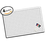 "Battle Mat ● 36"" X 24"" inches ● Game Map ● DnD Map ● Role Playing Mat ● RPG Map ● Grid Map ● Reusable Miniature Figure Role Playing and Board Games ● Gaming Map"