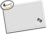 Battle Grid Game Mat - 36
