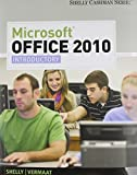img - for Bundle: Microsoft Office 2010: Introductory + SAM 2010 Assessment, Training, and Projects v2.0 Printed Access Card by Gary B. Shelly (2011-05-17) book / textbook / text book