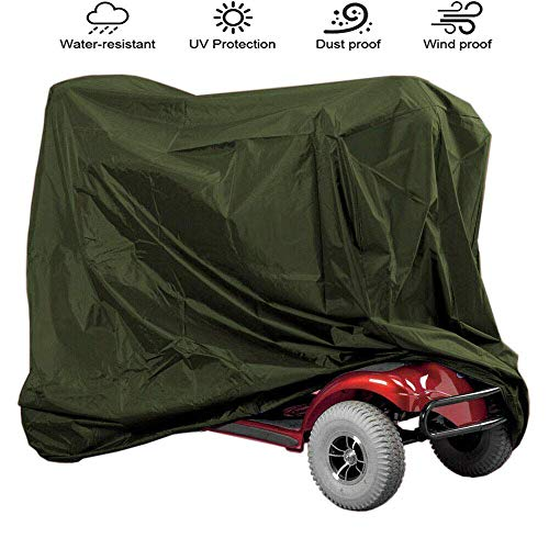 (loofeng Waterproof Mobility Power Assisted Scooter Motorized Wheelchair Cover)