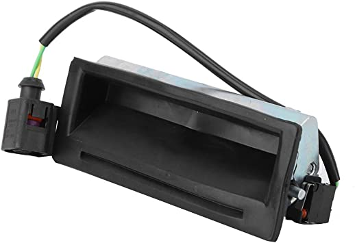 Interruptor del maletero del maletero Interruptor de apertura de la puerta del maletero del autom/óvil apto para Insignia A Hatch//Saloon 2009-2017 para Insignia A Estate//Tourer 2009-2014 I
